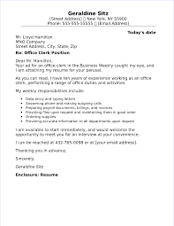 top cover letter 20 top cover letter samples for administration and office jobs
