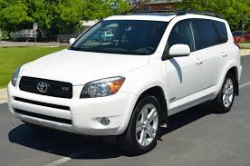 The 2003 Hyde Drift Boat: FOR SALE: 2006 TOYOTA RAV4 SPORT V6