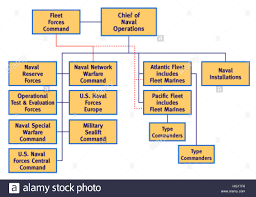 Navy Cio Org Chart Org Chart Cut Out Stock Images Pictures Alamy