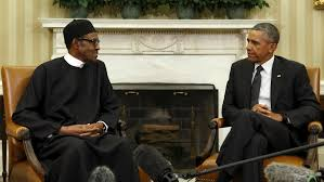 Obama And Cabinet Nigerias Buhari Meets Obama And Will Appoint His Cabinet In