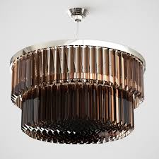 bella figura two tier drum chandelier vray corona
