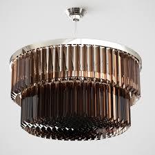 bella figura two tier drum chandelier vray corona