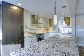 from granite to marble every type of kitchen countertop material has its own overall design so you ll want to think about what would best complement the