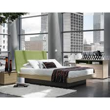 Pre Assembled Bedroom Furniture Azura Bedroom Set By Mobican Furniture