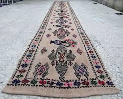 narrow runner rug hall runners extra long foot vintage narrow handmade unique tribal rug runner rugs long narrow runner rug