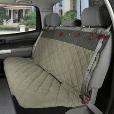 quilted pet bench seat cover