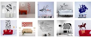 Small Picture 3D Abstract Vinyl Wall Art Wall Sticker Wall Decal 4