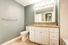 White Bathroom Cabinet White Bathroom Vanity Cabinet With Granite Top And Mirror Aqua