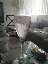 glass vases tall giant wine champagne vase wedding centerpiece 16 20 regarding large