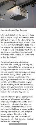 secure garage door openerBest 25 Garage door security ideas on Pinterest  Garage door