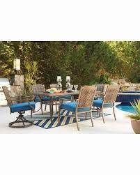 high quality patio dining set unique deals rena collection od 583 dt4ac2svc 7 piece outdoor