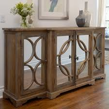 wood and mirrored furniture. Wonderful And Wells Reclaimed Elm Wood Mirrored Sideboard  And Furniture A