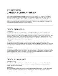 Professional Summary Examples For Resumes Thrifdecorblog Com