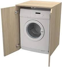 Pour intégrer la machine à laver le linge dans la salle de bains ou dans une buanderie, sont disponibles un meuble bas fermé ou bien une colonne. Megalapozott Elmelet Clancy Fonal Meuble De Buanderie Amazon Aschweitzer Com