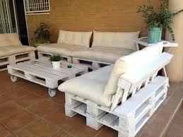 pallets patio furniture outdoor furniture made from pallet diy pallet furniture tutorial