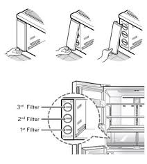 water filter installation refrigerator Lmxc23746s Wiring Diagrame 3 stage filter removal