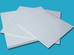 teflon sheet 1pc 3mm new 150mmx150mmx3mm ptfe teflon sheet plate white