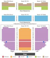 Richard Rodgers Theatre Tickets In New York Seating Charts