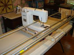 58 best DIY quilting frame for home sewing machines images on ... & machine quilt frame | Thread: machine quilting frame Adamdwight.com