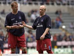 Crystal Palace: Fans react as club posts throwback of Andy Johnson's full  England debut | The Transfer Tavern