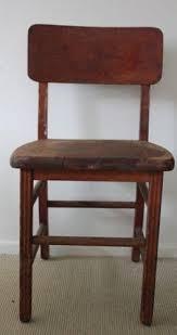 antique wood chair ebay antique deco wooden chair swivel