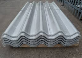 great corrugated fiberglass roofing panels