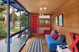Cargo Box Homes Shipping Container Guest House By Jim Poteet Youtube