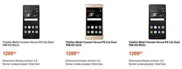 huawei phones price list p9. huawei p9 lite pricing unveiled by euro retailers phones price list