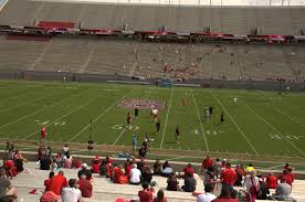 Carter Finley Stadium Seating Chart Rows Carter Finley Stadium Section 20 Rateyourseats Com