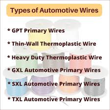 flexwires inc types of automotive wires you need to know about types of automotive wires you need to know about