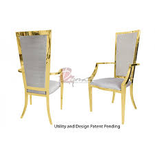 vanderbilt furniture. Vanderbilt Armchair (Gold-Silver) Furniture