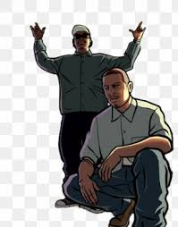 Carl Johnson Images, Carl Johnson Transparent PNG, Free download