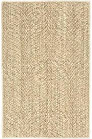 sisal rug wave natural woven area rugs 8x10
