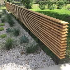 modern landscape design front yard