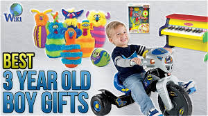 10 Best 3 Year Old Boy Gifts 2018 - YouTube