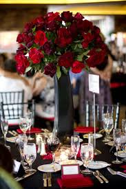 red and silver table decorations. Full Size Of Decor:black And Gold Ideas Pink Black Silver Wedding Red Table Decorations