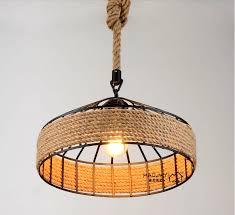 retro pendant lighting fixtures. aliexpresscom buy nordic vintage industrial hemp rope pendant lamp american country retro hanglamp lighting for restaurants light fixtures from