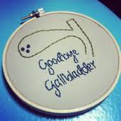abdominal pain after gallbladder