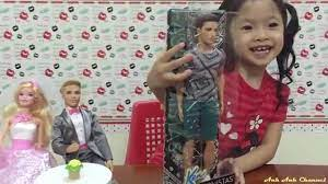 Đám Cưới búp bê Barbie & Ken tập 3 - Rể phụ Ryan và dâu phụ Licca - Barbie  & Ken wedding - YouTube