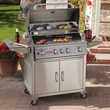 Bull Outdoor Products Angus Gas Grill Product Review - Bull outdoor kitchen