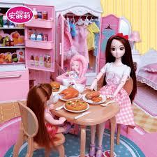 Hộp Đồ Chơi Nhà Bếp / Phòng Tắm Cỡ Lớn Cho Búp Bê Barbie giảm chỉ còn  1,940,900 đ
