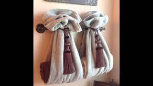Bathroom Towel Design Ideas YouTube - Bathroom towel design