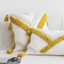 handmade moroccan style cushion cover