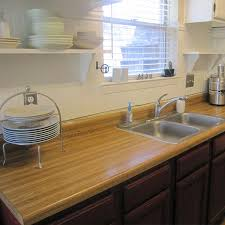 wood laminate kitchen countertops. While There\u0027s Nothing Wrong With Formica Wood-look Countertops, You Can Use Wood Planks Laminate Kitchen Countertops