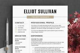 Resume Design Templates New Resume Templates Creative Market