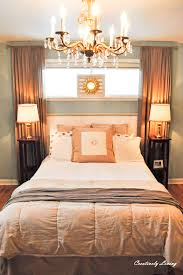 Master Bedroom Curtain Master Bedroom Reveal Curtains Around Bed Mirrors Above Long
