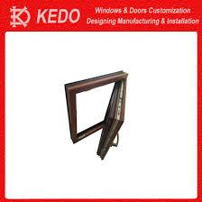 Tri Fold Window China Aluminum Heat Insulated Tri Fold Sliding Casement