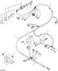 I need the wiring schematic for the starting charging system on a