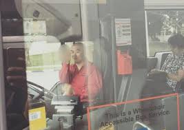 bus driver suspended by smrt after being caught making rude hand bus driver suspended by smrt after being caught making rude hand gesture asiaone singapore news