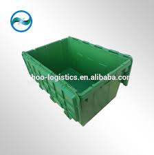 Plastic Moving Crate With Dolly Plastic Moving Crate With Dolly